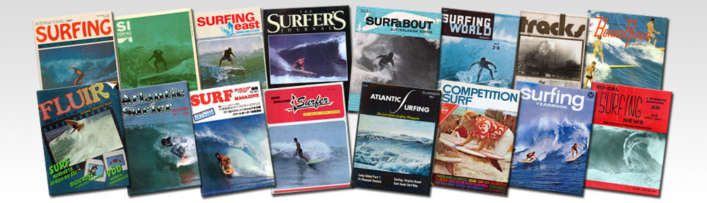 All Surf Magazines