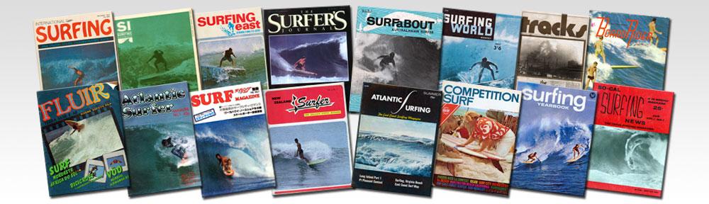 All Surf Magazines